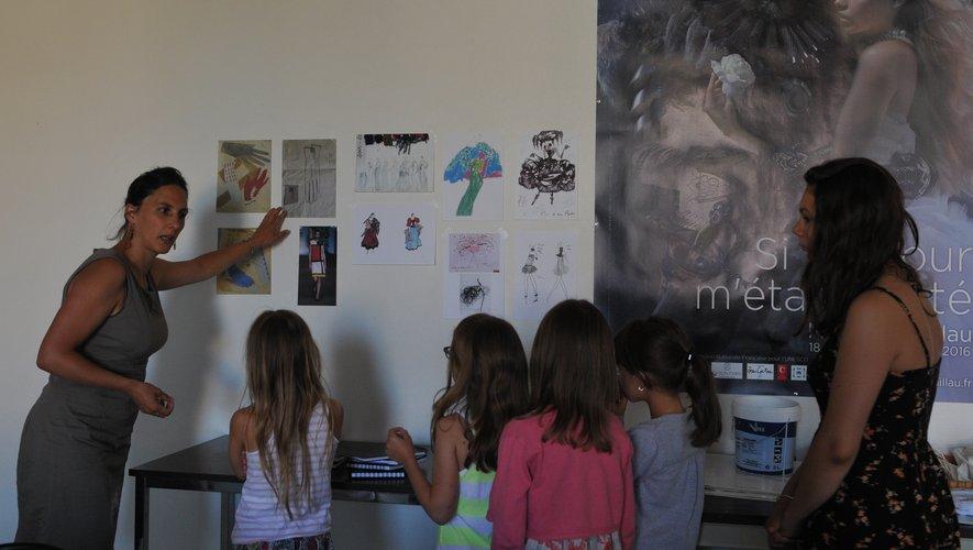 Ateliers des vacances de printemps au musée