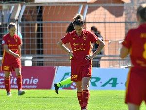 Le miracle n'a pas eu lieu pour les joueuses de Sabrina Viguier sur le terrain de Metz.