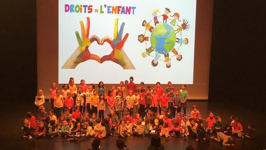 Un beau tour du monde avec l'école Sainte-Bernadette