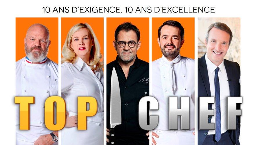Top Chef fête sa dixième saison cette année.