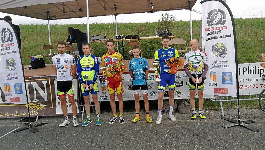 En 2018, la victoire était revenue à Bastien César. Alex Molin Pradel avait conservé le maillot de leader du challenge.