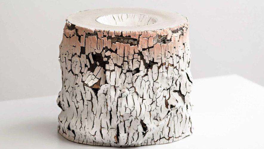 Céramique d'Irina Razumovskaya.