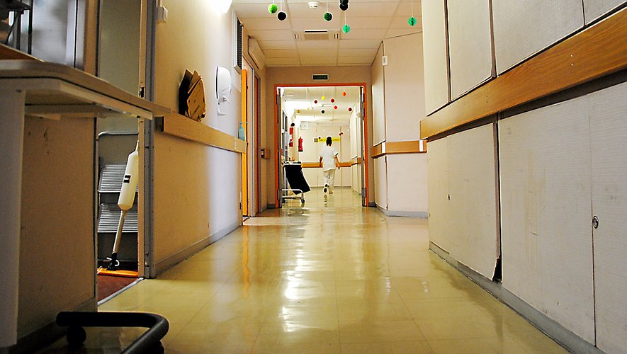 L'Ehpad de Saint-Côme fait face à un problème d'eau chaude dans les chambres.