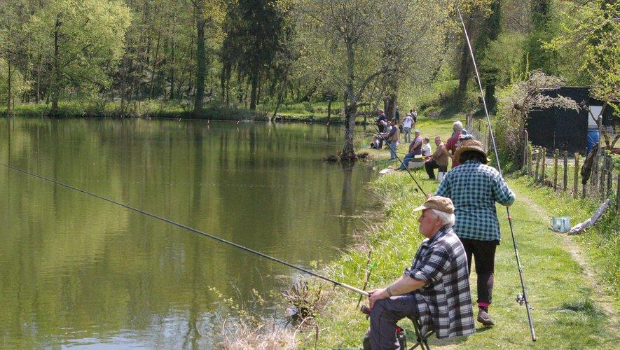 La pêche est ouverte au bassin des Clôts