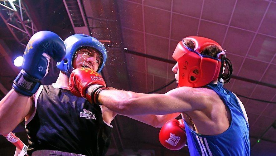 Les boxeurs locaux ont tenu leur rang à Flavin.