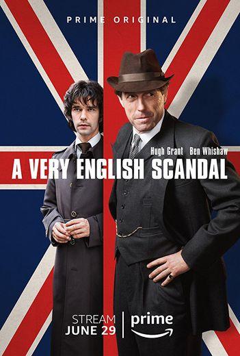 """""""A very English Scandal"""" de Stephen Frears est disponible sur Amazon Prime Video à l'international."""