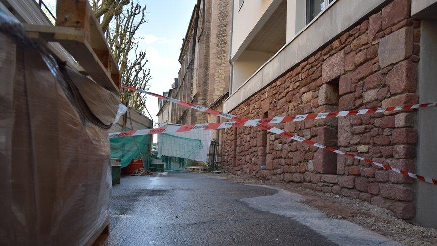 L'accident a eu lieu boulevard d'Estourmel vers 15 heures.