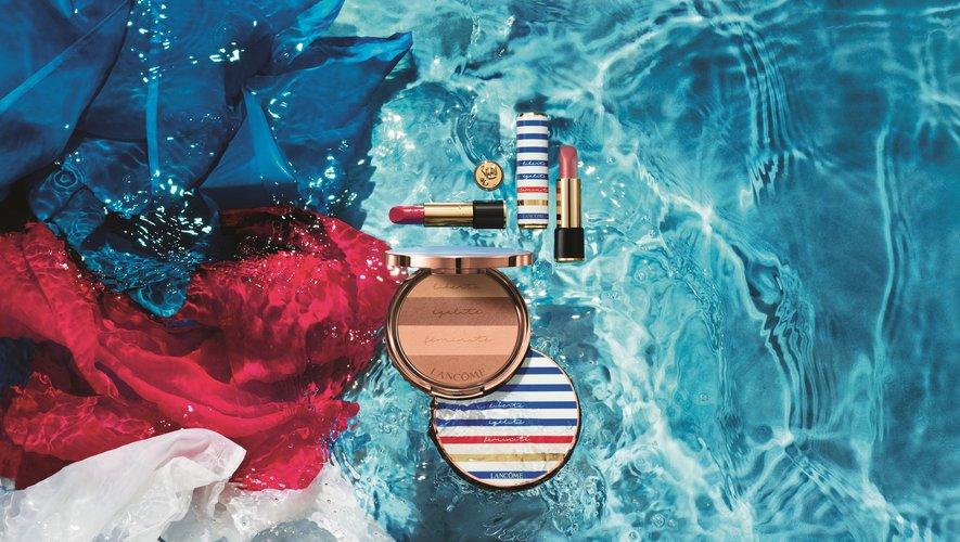 Lancôme présente une ligne de maquillage en édition limitée inspirée des indispensables beauté de la Parisienne.