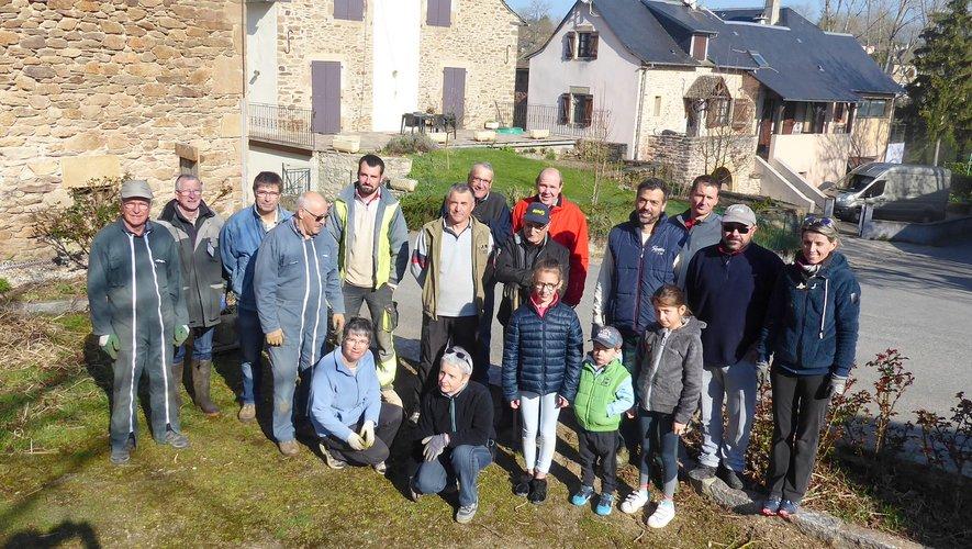Mobilisation exemplaire du Clocher Saint-Martin pour la journée écocitoyenne