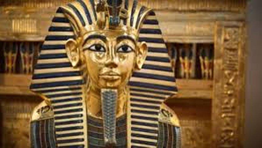 Le célèbre pharaon Toutânkhamon.