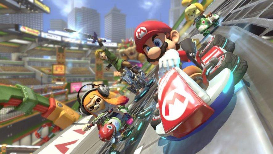 "La franchise ""Mario Kart"" de Nintendo a débuté en 1992."
