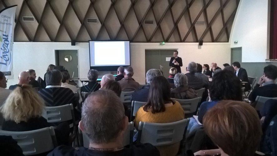 Le programme Panda a été présenté au public.