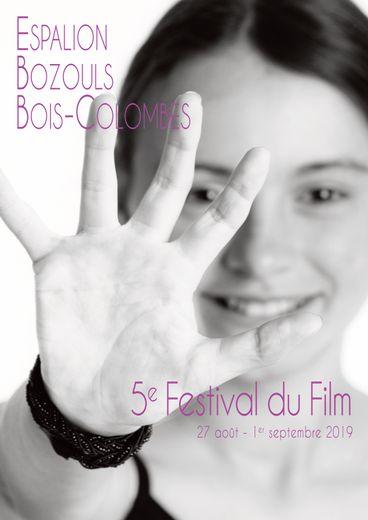 L'affiche officielle  du 5e Festival du film dévoilée