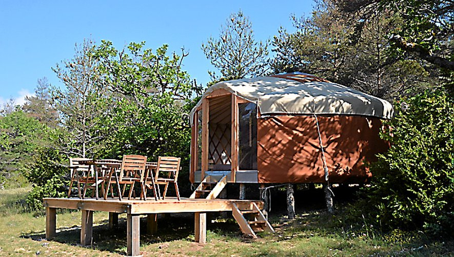 Camper  au plus près de la nature