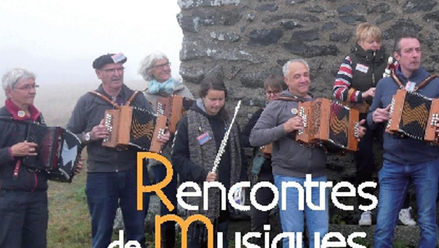 """Rendez-vous dimanche à La Terrisse pour les amoureux de musiques """" trad"""", à l'occasion de la 6e édition des « Rencontres de musiques traditionnelles en Aubrac ». Cabrettes et accordéons diatoniques mèneront la danse."""
