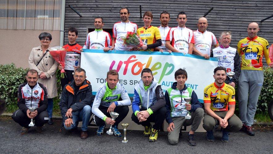 Six titres de champions de l'Aveyron ont été décernés.
