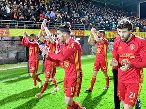 Le 11 avril dernier, après leur succès 3-1 face à Boulogne, les Ruthénois ont validé leur ticket pour la Ligue 2 et communié avec leur public. En sera-t-il de même pour le titre de champion ce soir ?