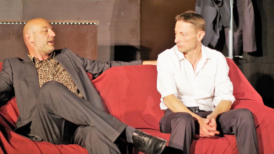 La prochaine représentation de « Jean est assis dans le sofa » aura lieu le 18 mai, à Olemps.