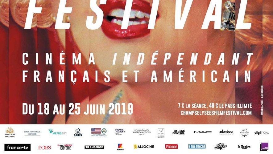 Le Champs-Elysées Film Festival se déroulera du 18 au 25 à Paris.