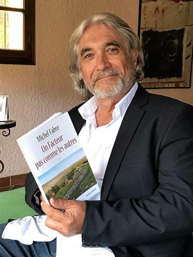Le Ruthénois Michel Fabre signe son deuxième roman.