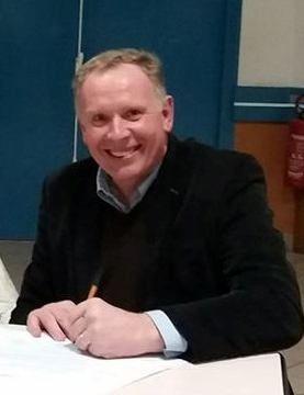 Jean Valadier, maire d'Argences-en-Aubrac.