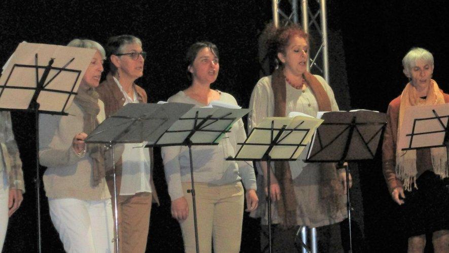 Concert de Comps'se le Chante en la Chapelle de St Joseph.