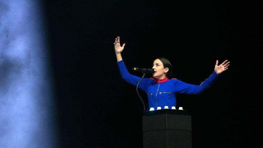 La chanteuse française Jain se produira lors de la cérémonie d'ouverture du Mondial féminin de football
