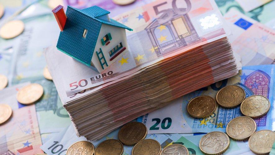 Toutes durées confondues, les taux d'intérêt des crédits immobiliers du secteur concurrentiels se sont en moyenne établis à 1,35% en avril