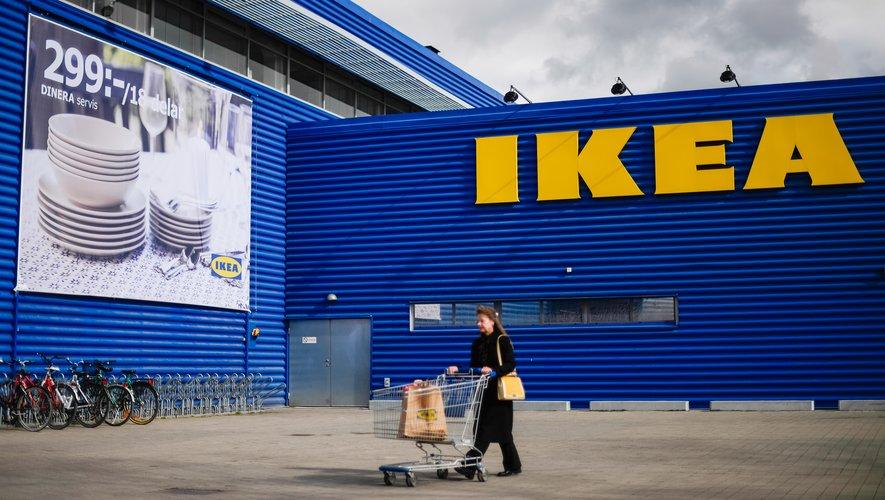 Ikea ouvre lundi à Paris son premier magasin au monde en centre-ville