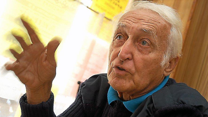 Grand reporter, l'Aveyronnais François Pelou avait traversé 70 ans d'actualité.