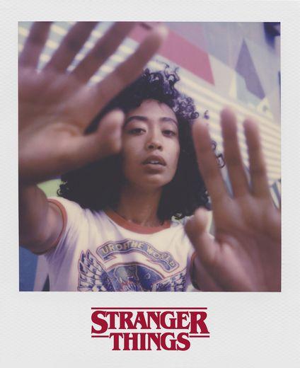 """Polaroid propose toute une série de nouveaux films dédiés à l'univers """"Stranger Things""""."""