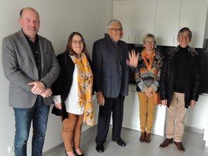 La résidence Le Ségala a été inaugurée en fin de semaine dernière.