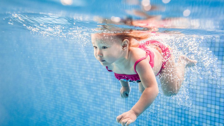 Un plan aisance aquatique pour faire ami-ami avec l'eau…