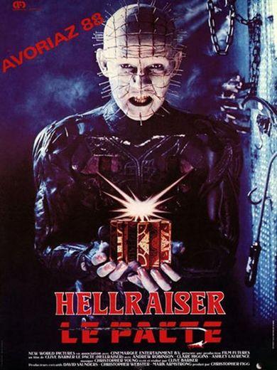 """""""Hellraiser : Le Pacte"""" de Clive Barker est sorti au cinéma le 24 février 1988 en France."""