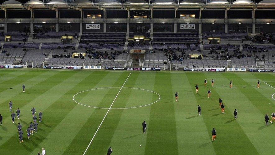 Le TFC pourrait partager le Stadium avec Rodez la saison prochaine.