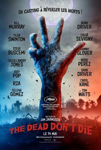 """""""The Dead don't die"""" de Jim Jarmusch fera l'ouverture du 72e Festival de Cannes et sortira le même jour en salles"""