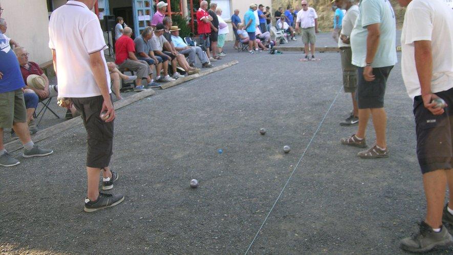 Les compétitions  des vétérans  sont très suivies.