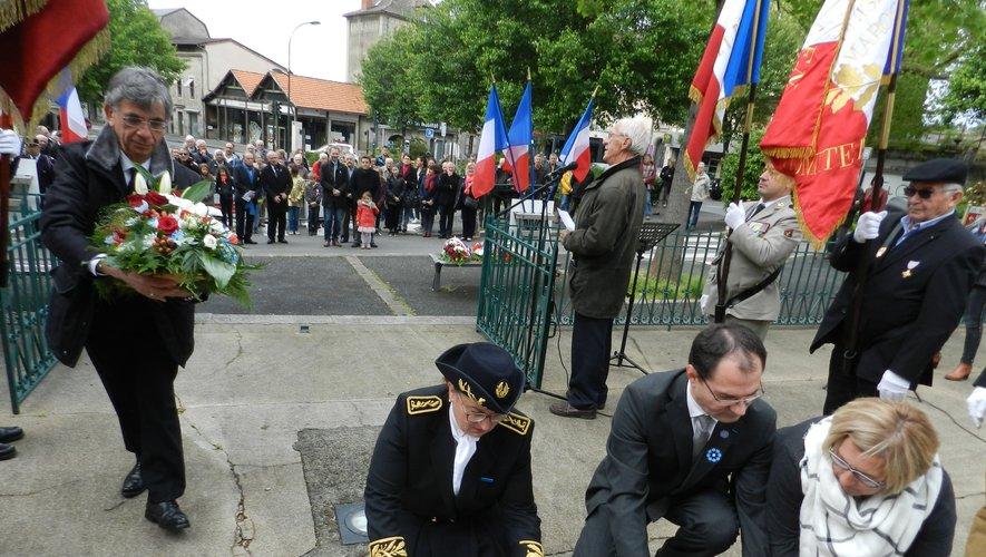 En souvenir du 8 mai 1945, la paix revenue
