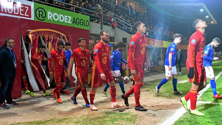 Préparer déjà, et au mieux, la future saison en Ligue 2.