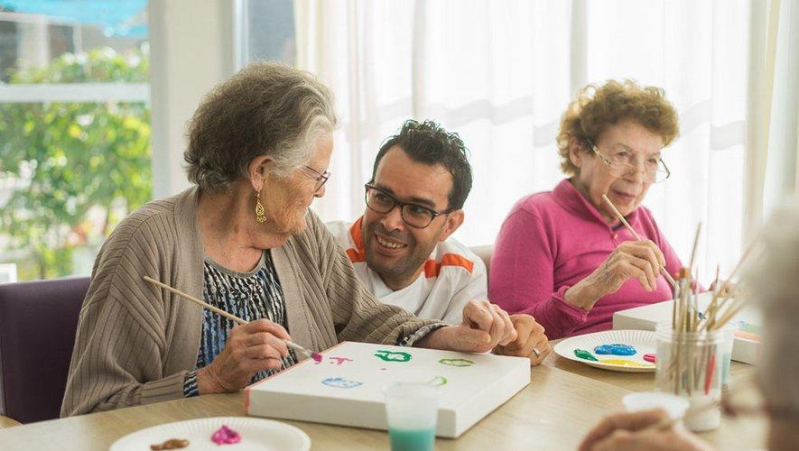 Maisons de retraite médicalisées : des courts séjours au service des proches