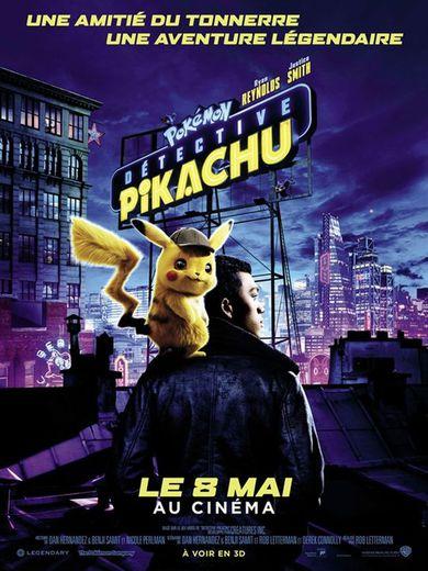 """Pour sa sortie en France, """"Pokémon Détective Pikachu"""" a rassemblé 290.770 spectateurs dès son premier jour dans les salles de cinéma."""