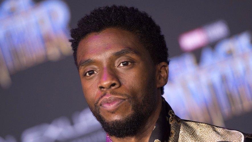 """Chadwick Boseman tiendra l'un des rôles principaux dans le thriller """"21 Bridges"""" de Brian Kirk aux côtés de Sienna Miller, attendu pour le 27 juillet 2019."""