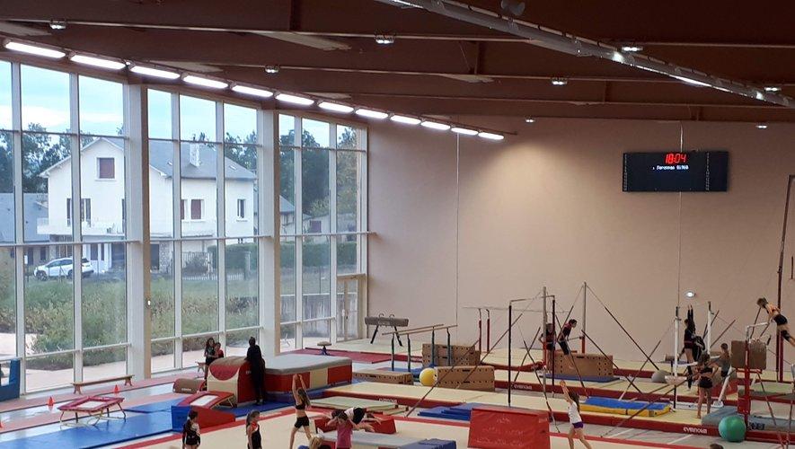 Gros week-end en perspective pour les bénévoles de l'Envol Gym Flavin