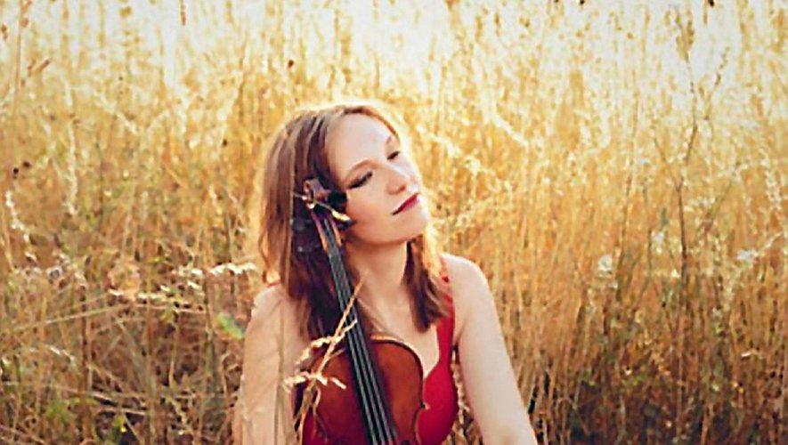 Ci-dessus, Eva Slongo, l'étoile montante du jazz.