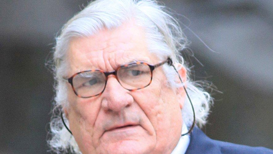 Le cinéaste français Jean-Claude Brisseau en mars 2012