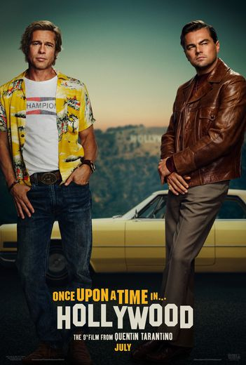 """Once Upon a Time in Hollywood"" de Quentin Tarantino a rejoint à la dernière minute la sélection officielle."