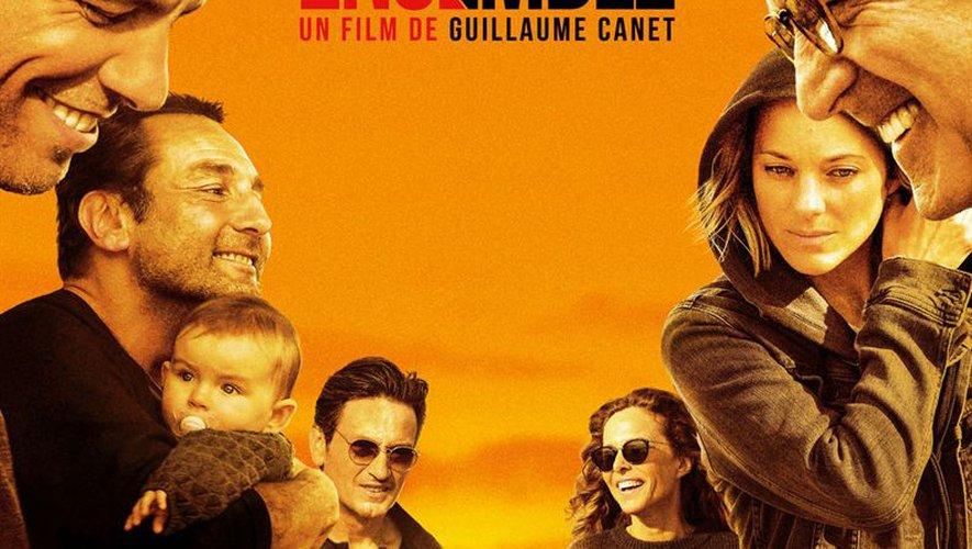 """POSTER: """"Nous finirons ensemble"""" de Guillaume Canet"""