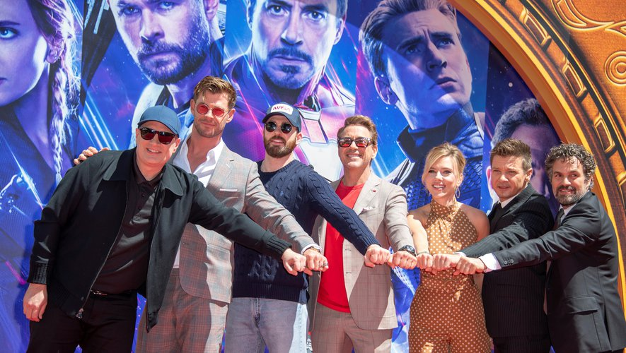 """Avengers: Endgame"" se rapproche du record de ""Avatar"""
