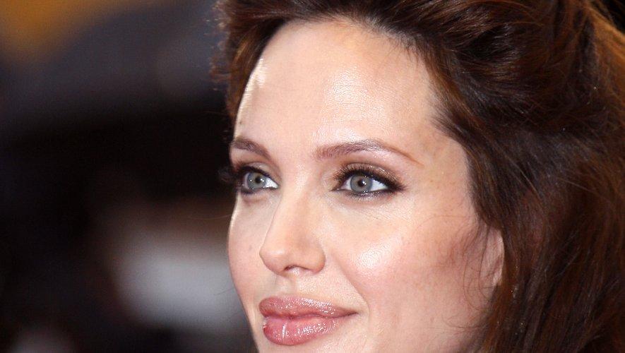 Lèvres nude et coiffure bouffante, Angelina Jolie a charmé la croisette en 2008. Le 20 mai 2008