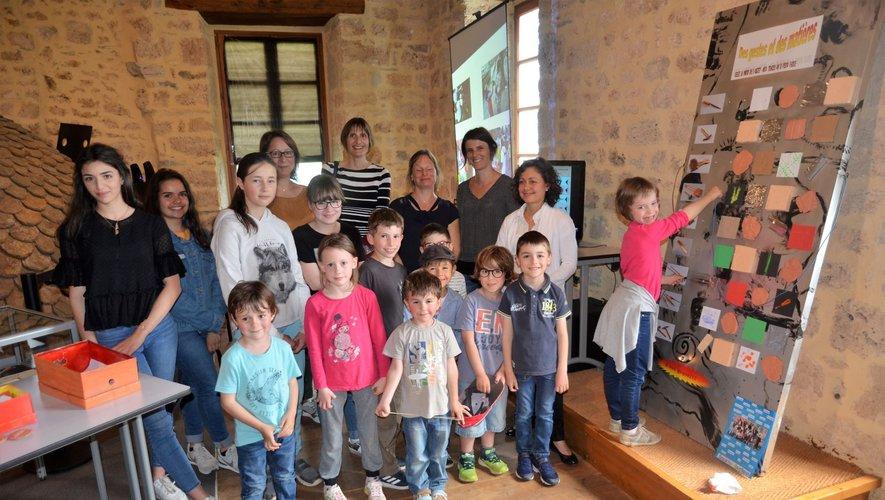 Déjà en 2018 les élèves du Vallon présenté leurs travaux réalisés au cours de l'opération « La classe, l'œuvre » qui est reconduite cette année.